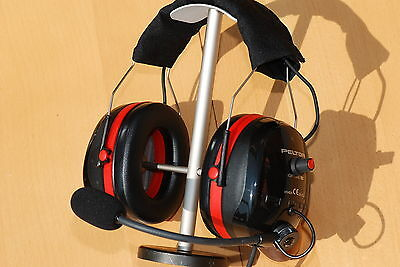 TELCOM Pilot Aviation Headset Vector 0AS -32 dB