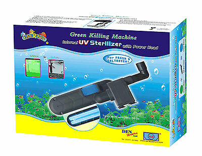 Fish R Fun Internal Aquarium UV Sterilizer 24 Watt