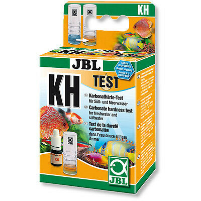 JBL KH Test Kit Set Carbonate Hardness
