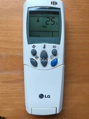 LG Air Conditioner Remote Control 6711A20028B, 6711A20028H, 6711A20028K NEW