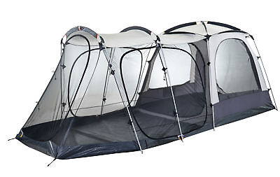 Oztrail Dome Tent With Awnings 8 Person 2 Room Family Camping Hiking Outdoors