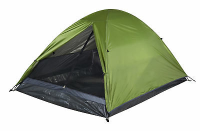 OZtrail Dome Tent Festival 2 Person Green Camping Hiking Outdoors