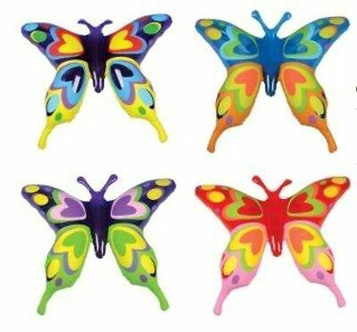 Inflatable Blow Up Toy Butterfly Pool Party Novelty Decoration 68.5Cm New