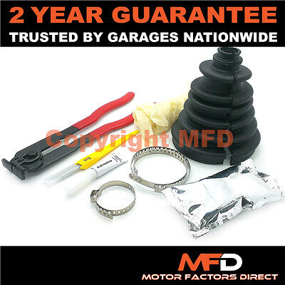 Car Quad Atv Driveshafts Gaiters Split Cv Joint Sticky Boot Kit + Cv Pliers