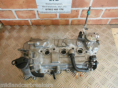 NISSAN NOTE E12 MK2 2015 1.2 DiG SUPERCHARGED ROCKER VALVE COVER