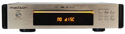 Lecteur Cd / Tuner Fm Compact Belle Finition Mad-Cd10 Chaine Hifi Neuf