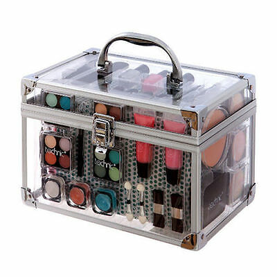 Technic Professional Vanity Case Cosmetic Make Up Beauty Box Gift Set Kit