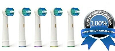 8 Oral 3D White Compatible Electric Toothbrush Replacement Brush Heads UK B