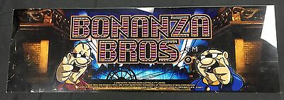 "Aristocrat Viridian Slot Machine Belly Insert For ""bonanza Bros"""