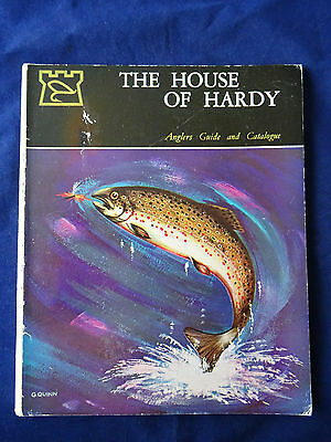 A Vintage 1966 Hardy Advertising Fishing Catalogue