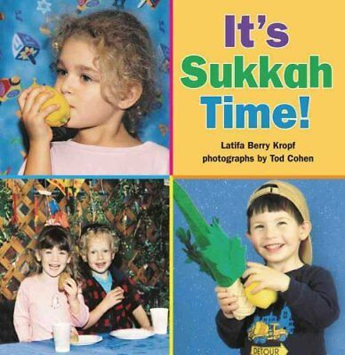 It's Sukkah Time! by Latifa Berry (Paperback, 2012)