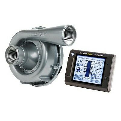 Davies Craig Electric Water Pump 150L/min, Alloy Body & LCD CONTROLLER COMBO ...