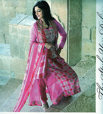 NK4M READYMADE - Nakash Designer Trouser Shirt Salwar kameez Pakistani Indian