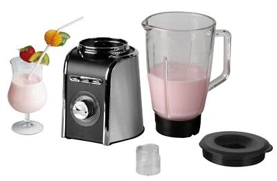 700 Watt Glas Standmixer Ice Crusher Smoothie Maker 1,5 L (Karton defekt)*35289