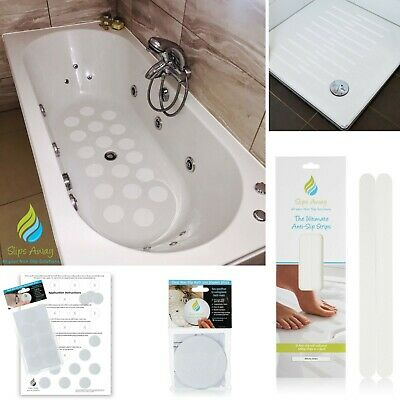 Modern Bath Shower Tray Safety Mat Non Slip Safety Stickers Discs Or Strips