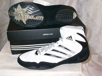 Wrestling shoes by Adidas