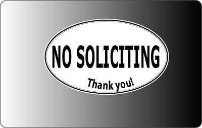 Prohibited No cell phone sign choose sticker decal cling magnet inside window