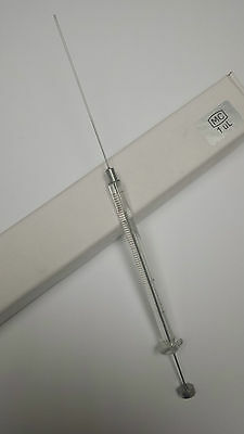 New High Quality 1 ul Micro Injector 0.7 Flat, Fluid  Phase Syringe -From Canada
