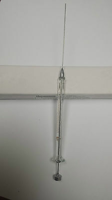 New High Quality 5 ul Micro Injector 0.6 Flat, Fluid  Phase Syringe -From Canada