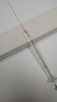 New High Quality 10 ul Micro Injector 0.7 Flat, Fluid  Phase Syringe,From Canada