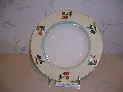 NEW Noritake JOLIE FLEUR Rim Floral SOUP BOWLS (Multiple Are Available), ALL NEW