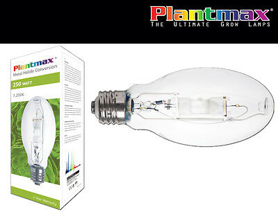 Plantmax™ 250W MH Conversion Grow Bulb (PX-MH250/LU/7200) - 22127-PM