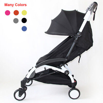 Compatible Color Pack Canopy and Seat Pad Set For BabyZen YOYO / YOYO+ Stroller