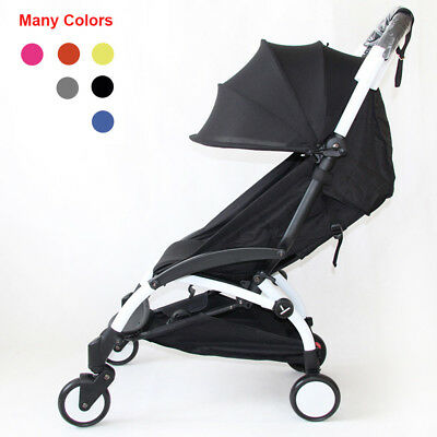 Generic Color Pack Canopy and Seat Pad Set For BabyZen YOYO / YOYO+ Stroller