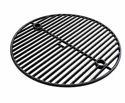 TWO LEVEL Cast Cooking Grate for Big Green Egg, Vision Grills, Broil King Keg 40