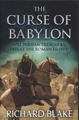 The Curse of Babylon by Richard Blake (Paperback, 2014)