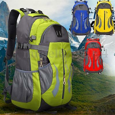 40-45L Outdoor Travel Camping Rucksack Sports Hiking Backpack Festival Luggage
