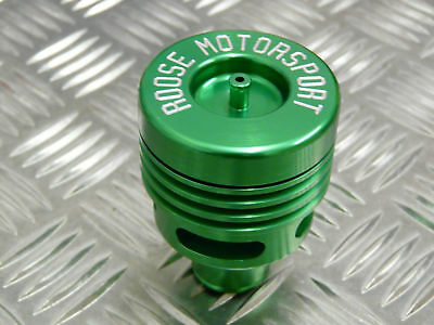 Collins Performance Roose Motorsport 25mm Universal Twin Piston Dump Valve Green