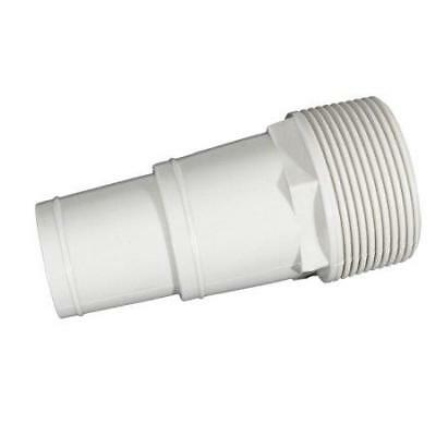 """Swimming Pool Pipe Fittings- Abs 1.5"""" Threaded Hosetail"""