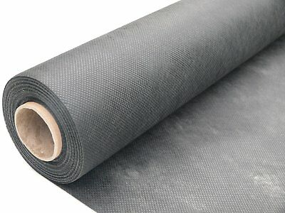 HEAVY DUTY GARDEN WEED CONTROL FABRIC MEMBRANE LANDSCAPE GROUND COVER 50M x 1.5M