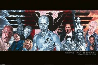 American History X Justin Reed  91.5 X 61Cm Poster New Official Merchandise