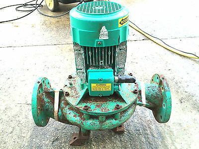 3 Phase  Leroy Somer Industrial Chiller pump  4 inch bore