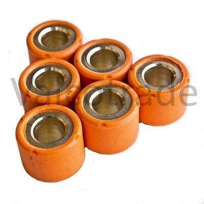 3.5g 50cc GY6 CVT Variator Pulley Weights / Sliders Chinese Scooter Roller 3.5g
