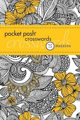Pocket Posh Crosswords 5 by The Puzzle Society (Paperback, 2013)