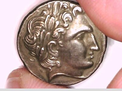 Greece Macedon Macedonia Philip II Alexander's Father Gold Stater Chariot coin