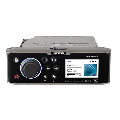Fusion  MS-UD750 Color Display Marine Stereo w/ Unidock and  BlueTooth
