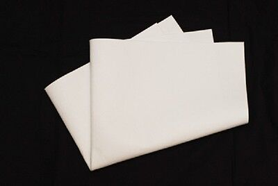 "MAPLE SYRUP FILTER 24""x30"" FLAT - SYNTHETIC ORLON FOR FINE FINISHING, FOOD SAFE"