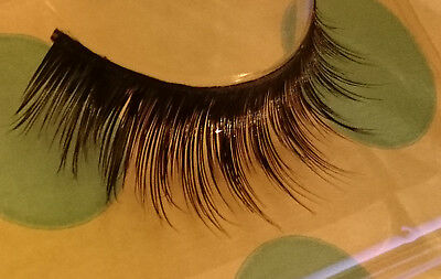 100% 3D Real Mink Lashes Flutter Thick Long Cross Extension SALE Hand Lilly MT