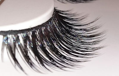 100% Natural 3D MINK False Flutter Eye Lashes Reduced Lilly WHOLE SALE PARTY MG