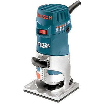 BOSCH PR10E Colt 1HP Single-Speed Palm Router