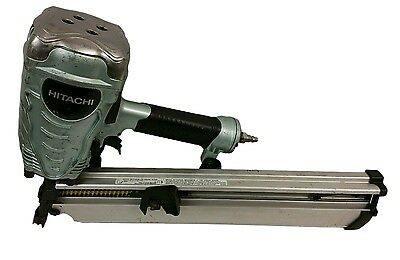 "NR90AE Hitachi 2"" - 3-1/2"" Framing Strip Nailer Great Working Condition"