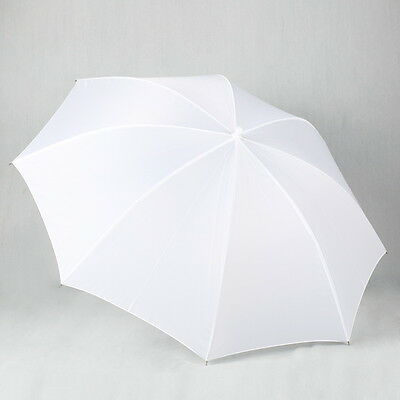 33 inch photography Pro Studio Reflector Translucent White diffuser Umbrella BK