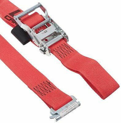 Snap-Loc AM-LS216RER-PU Polyester Logistic E-Strap with Ratchet, 1467 lbs Load x
