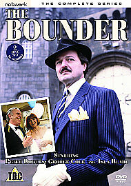 The Bounder -  Complete Series   2-Disc Set     New & Sealed         Fast  Post