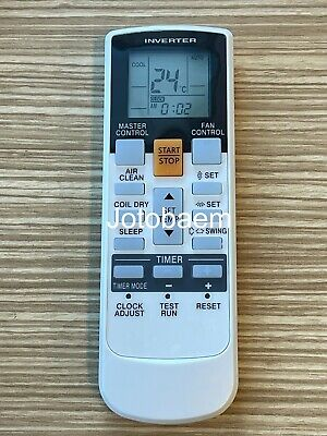 Fujitsu Air Conditioner Remote Control AR-RY3 LIFETIME WARRANTY