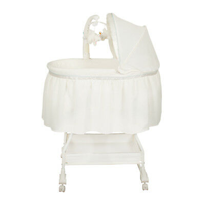 NEW CHILDCARE CRADLE SWING Tiny Tatty Teddy  BASSINET BABY  DISPLAY SAMPLE